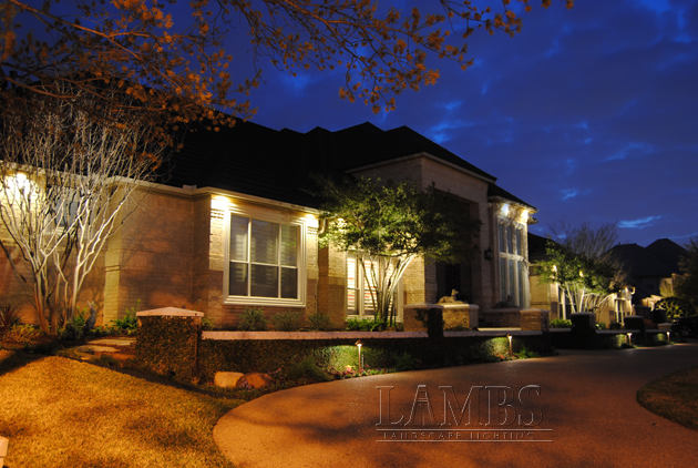 Landscape Lighting Arlington TX.