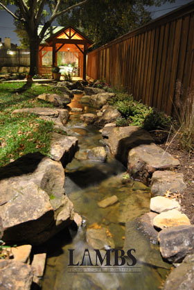 Creek Illuminated with Moonlight Kichler 15743